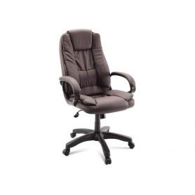 Офисное кресло Dikline CL45 к/з шоколадный