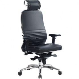 Офисное кресло Samurai KL-3.03, черный