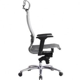Офисное кресло Samurai S-3.03, серый