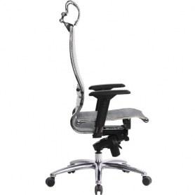 Офисное кресло Samurai S-3.03, белый лебедь