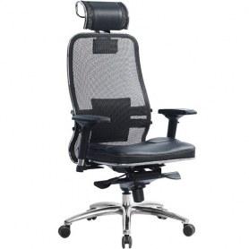 Офисное кресло Samurai SL-3.03, черный