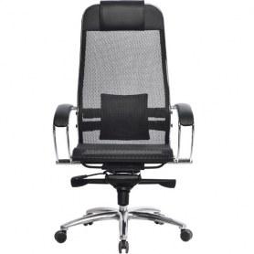 Офисное кресло Samurai S-1.03, черный
