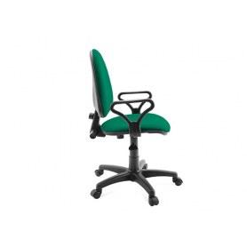 Офисное кресло Dikline SP01 зеленое
