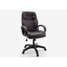 Офисное кресло Dikline CL47 к/з черный