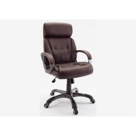 Офисное кресло Dikline CL48 к/з шоколадный