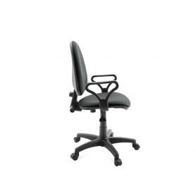 Офисное кресло Dikline SP01 серое