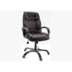 Офисное кресло Dikline CC57 к/з черный