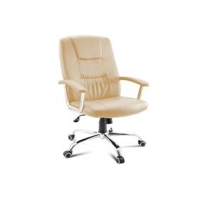 Офисное кресло Dikline CC62 к/з крем