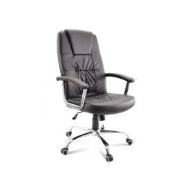 Офисное кресло Dikline CC63 к/з черный