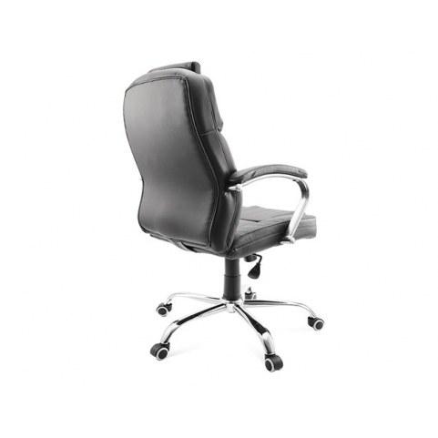 Офисное кресло Dikline CC60 к/з черный