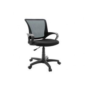 Офисное кресло Dikline SN13 черный