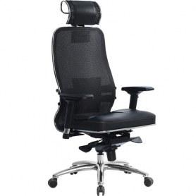 Офисное кресло Samurai SL-3.03, черный плюс