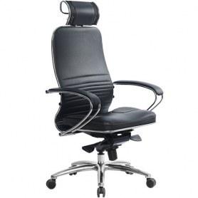 Офисное кресло Samurai KL-2.03, черный