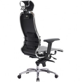Офисное кресло Samurai K-3.03, черный