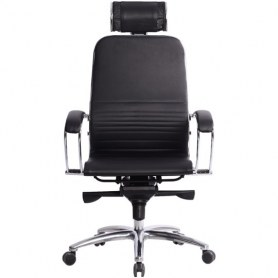 Офисное кресло Samurai K-2.03, черный