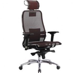 Офисное кресло Samurai S-3.03, темно-бордовый