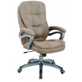 Офисное кресло J 9302 Кресло ткань /пластик, песочный