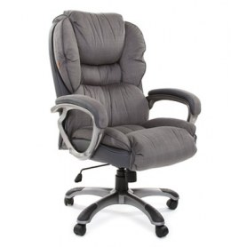 Кресло CHAIRMAN 434 N Velvet grey