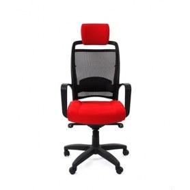 Кресло CHAIRMAN 283 Ткань 26-22 красный