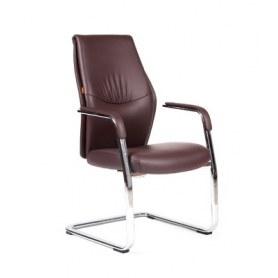 Кресло CHAIRMAN Vista V Экокожа премиум коричневая (vista)