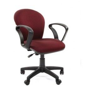 Кресло CHAIRMAN 684 New Ткань JP 15-6 бордовая