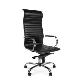 Офисное кресло CHAIRMAN 710, Экопремиум черная