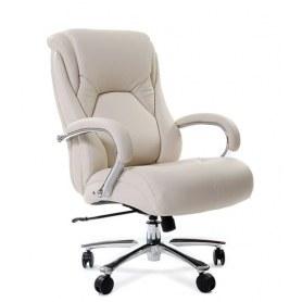 Офисное кресло CHAIRMAN 402, белый
