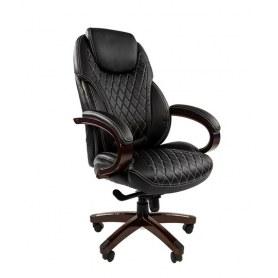 Офисное кресло CHAIRMAN 406, черный