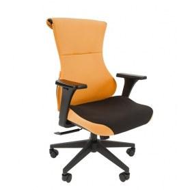 Кресло CHAIRMAN Game 10, цвет оранжевый