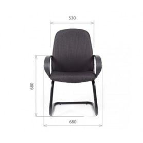 Офисный стул CHAIRMAN 279V JP15-1, ткань, цвет серый