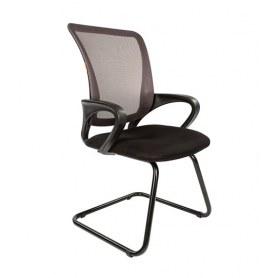 Офисное кресло CHAIRMAN 969V, TW-04, цвет серый