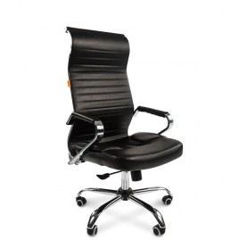 Офисное кресло CHAIRMAN 700 эко, цвет черный