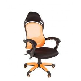 Кресло CHAIRMAN Game 12, цвет оранжевый