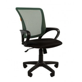 Офисное кресло CHAIRMAN 969, TW-03, цвет зеленый