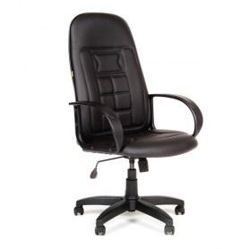 Офисное кресло CHAIRMAN 727 Terra, цвет черный