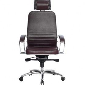 Офисное кресло Samurai KL-2.03, темно-бордовый