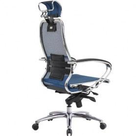 Офисное кресло Samurai S-2.03, синий