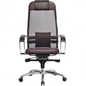 Офисное кресло Samurai S-1.03, темно-бордовый