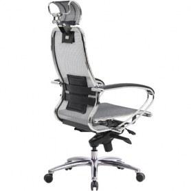 Офисное кресло Samurai S-2.03, серый