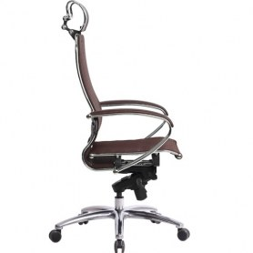 Офисное кресло Samurai S-2.03, темно-бордовый