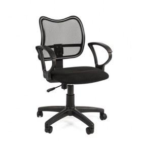 Офисное кресло CHAIRMAN 450 LT, ткань, цвет черный