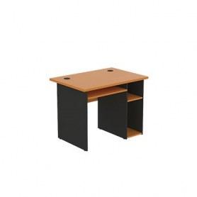 Стол компьютерный с секцией под сист. Блок Моно-Люкс BК100