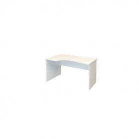 Стол письменный Арго А-202 Лев (Белый)