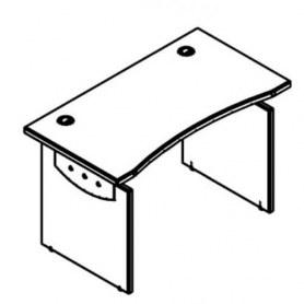 Стол письменный OST 127 (1200x640x750)