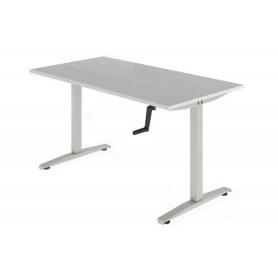 Стол письменный с регулировкой высоты Xten UP, XTUP 167, 1600х700