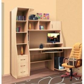Компьютерный стол СКУ-6, дуб
