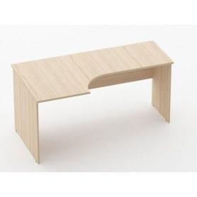 Стол угловой Twin 12.14.16Л цвет Туя 1590х860(550)х750