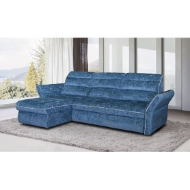 Угловой диван Селеста с оттоманкой