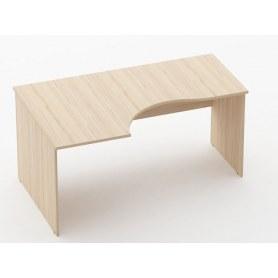 Стол угловой Twin 12.11.16Л цвет Туя 1590х1000(680)х751