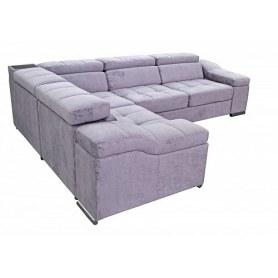 Угловой диван  Неаполь ДУ (П1+ПС+УС+Д2+П1)